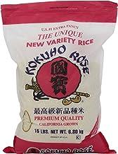 Kokuho Rose Rice 15 Pound (Pack of 2)