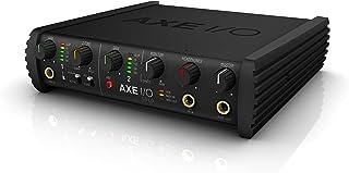 IK Multimedia AXE I/O Solo ギター向け オーディオインターフェイス z-tone インピーダンス 2イン / 3アウト【国内正規品】