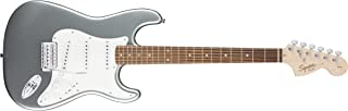 Squier by Fender Affinity Series Stratocaster Electric Guitar - Laurel Fingerboard - Slick Silver