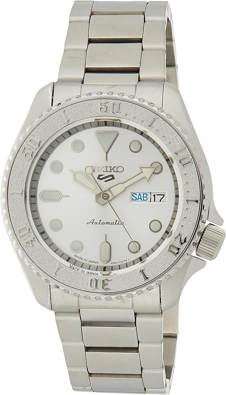 Seiko 5 Sports Mens Automatic Watch