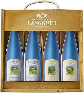 Langguth Vinothek Holzkiste 4 x 0.75 l
