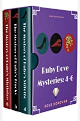 Ruby Dove Mysteries: 4-6 Kindle Edition
