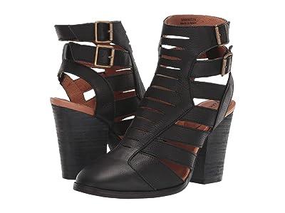 Free People Hayes Heel Boot (Black) Women