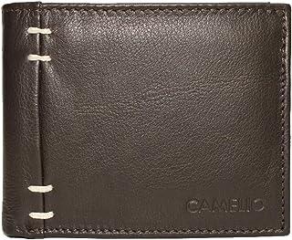 Camelio Brown Men's Wallet (CAM-BL-054)