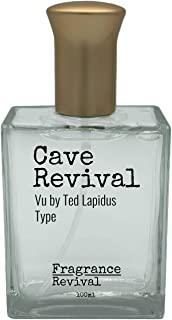 Cave Revival, Vu by Ted Lapidus Type