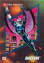 1992 Impel Marvel Universe NonSport #26 Darkhawk Official Trading Card From Skybox