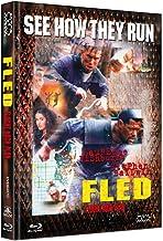 Fled - Flucht nach Plan [Blu-Ray+DVD] - uncut - auf 222 limitiertes Mediabook Cover C [Alemania]