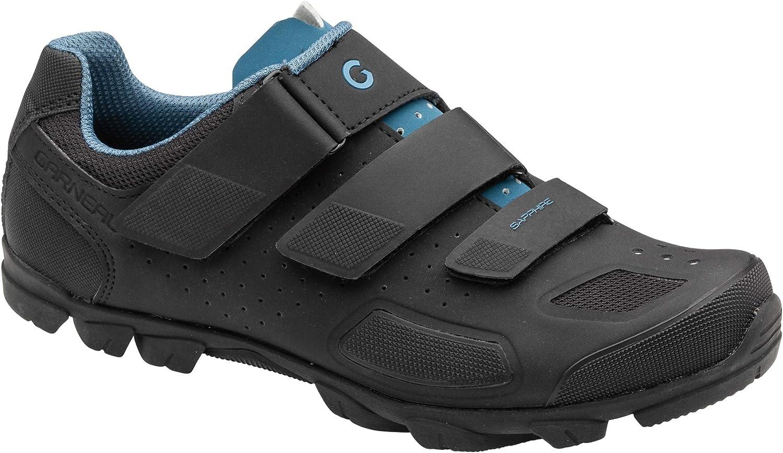 Louis Garneau Max 51% OFF Women's Sapphire Free Shipping New II Shoes 42 Black