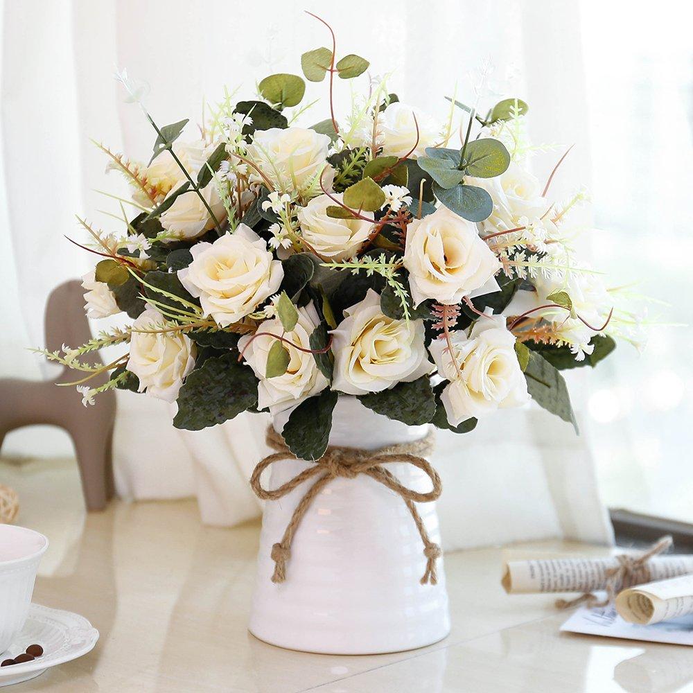 table flower decor amazon com rh amazon com white flower wall decor white flower wall decor target