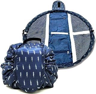 Duwee Multifunction Travel Makeup Bag Waterproof Cosmetic Organizer Drawstring Makeup Storage Bag Women Girls Portable Toi...