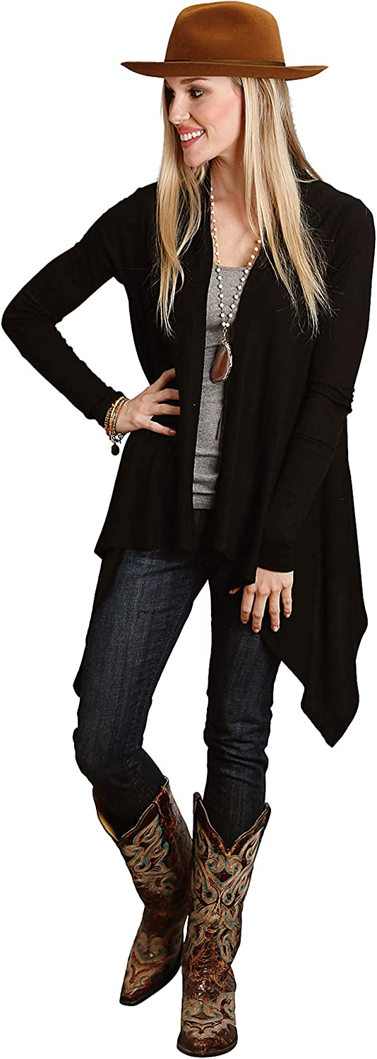 Stetson Ladies Collection Long Sleeve Cardigan Sweater-Fall II