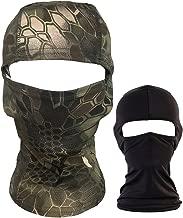 Le YI Wang vous Unisexe ext/érieur de ski Moto Cyclisme Camouflage Cagoule Masque complet /Écharpe