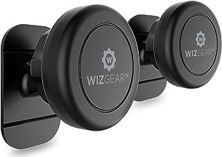 Magnetic Mount, WizGear Universal Stick On (2 Pack) Dashboard Magnetic Car Mount Holder,..
