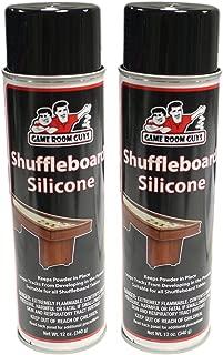 Game Room Guys Pkg/2 Silicone Shuffleboard Spray