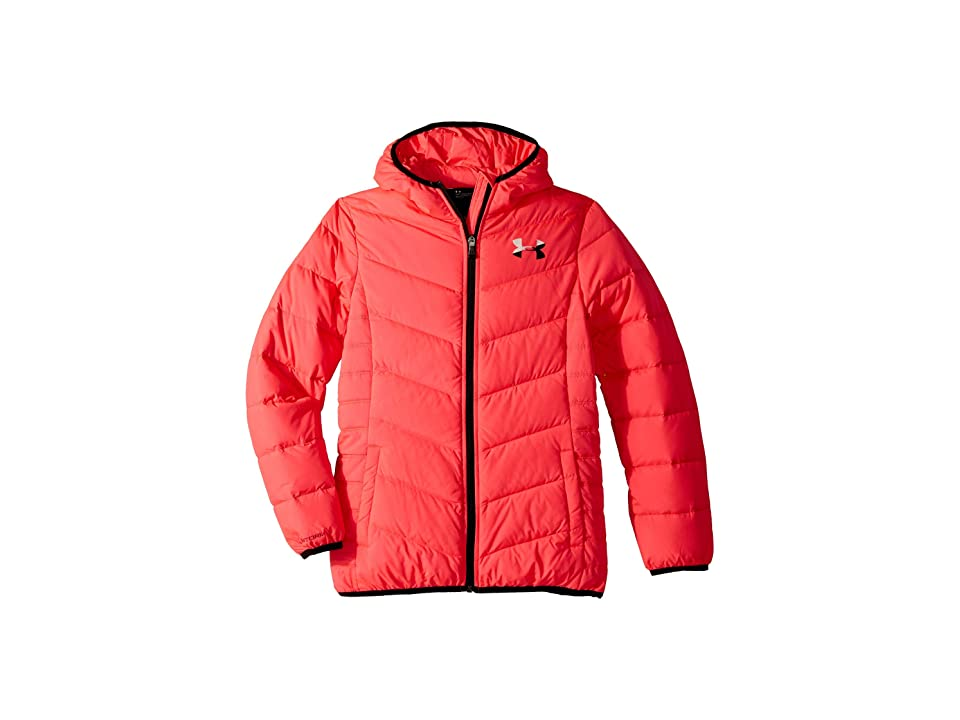 Under Armour Kids Mallowpuff Down Jacket (Little Kids) (Penta Pink) Girl