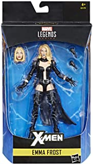 Marvel Legends Infinite 6 Inch Action Figure Exclusive - Emma Frost Black Outfit