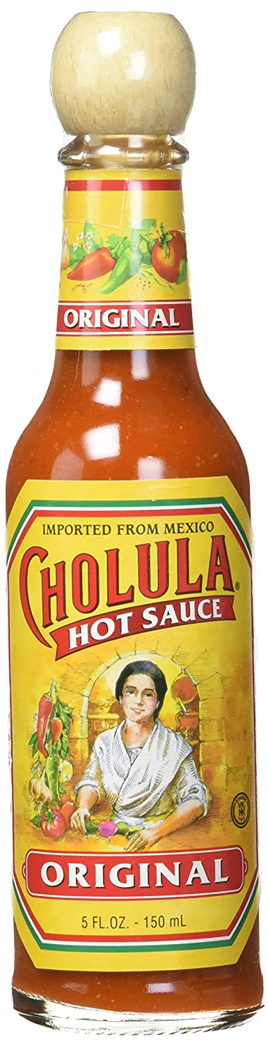 CHOLULA SAUCE HOT ORGNL Pack OZ Cheap mail order specialty store 12 Ranking TOP7 of