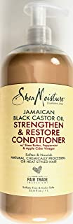Shea Moisture Jamaican Black Castor Oil Strengthen & Restore Conditioner, 33.8 fl oz