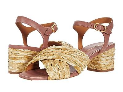 Tory Burch Kira Quilted 55 mm Heel Sandal
