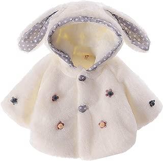 Aiweijia Baby Rompers Combi-Short /à Capuche dhiver Combinaison dhiver /à glissi/ère Devant Pendant 3 /à 18 Mois