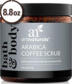acne body scrub by Artnaturals