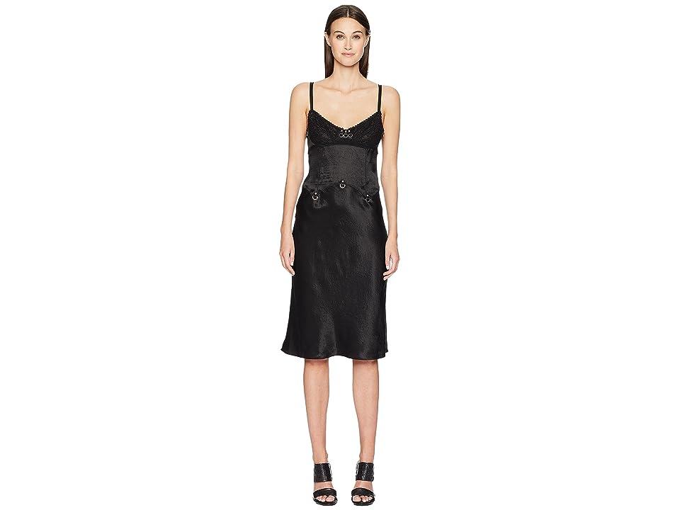 McQ Bra Dress (Darkest Black) Women