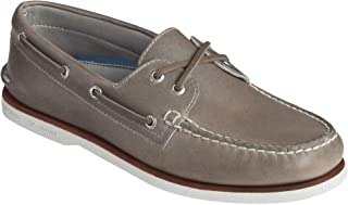 Men's Gold a/O 2-Eye Boat Shoes