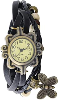 Top Trick New Butterfly Pendant Dori Watch for Girls and Women .(TWG-069)