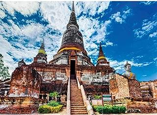 Quebra-Cabeça 2.000 Peças Templo Tailandês Grow
