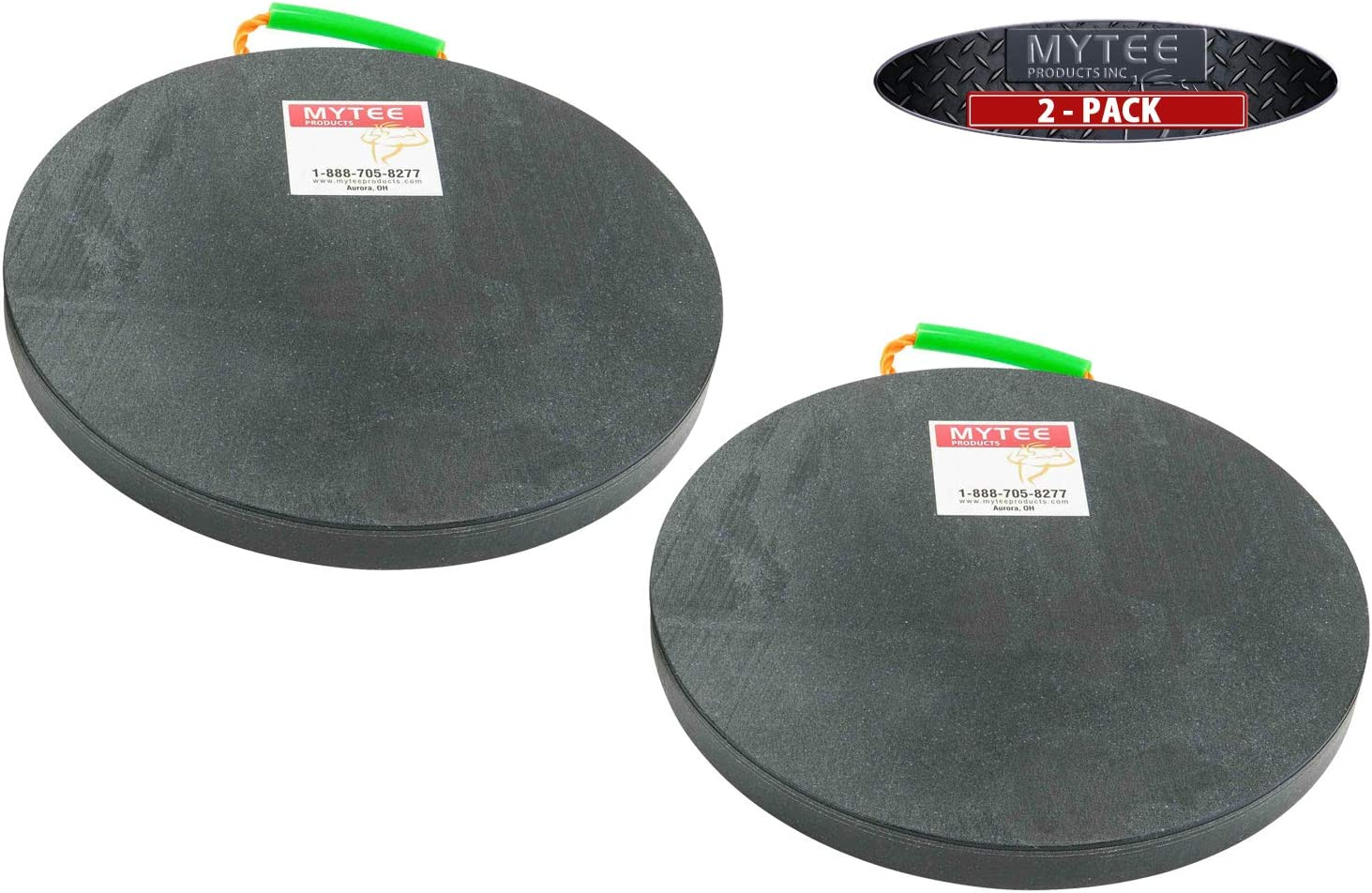 Mytee Products Round Outrigger Pad 1.5