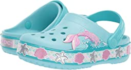 CrocsFunLab Mermaid Band Clog (Toddler/Little Kid)