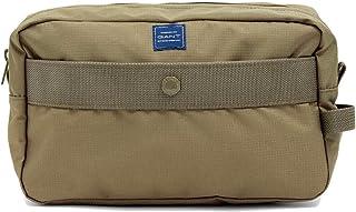 Gant Men's 19019970029357 Beige Polyester Beauty Case