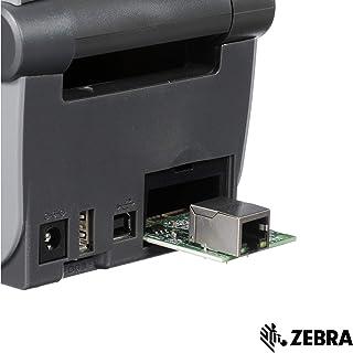 Zebra - Ethernet Module Adapter for ZD410 Direct Thermal Desktop Printer - Field Installable