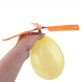 Happy Event Ballon Helikopter | Fliegendes Spielzeug | Kindergeburtstag Weihnachten Party Tasche Strumpf Füller Geschenk