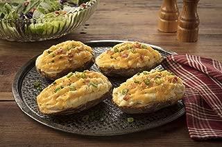 Burgers' Smokehouse Overstuffed Gourmet Twice Baked Potatoes (Twelve 8 oz. Tators)