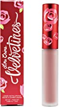 product image for Lime Crime Velvetines Liquid Matte Lipstick, Marshmallow - Nude Pink - French Vanilla Scent -Long-Lasting Velvety Matte Lipstick - Won't Bleed or Transfer - Vegan