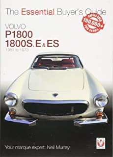 Volvo P1800/1800S, E & ES 1961 to 1973 (Essential Buyer's Guide)