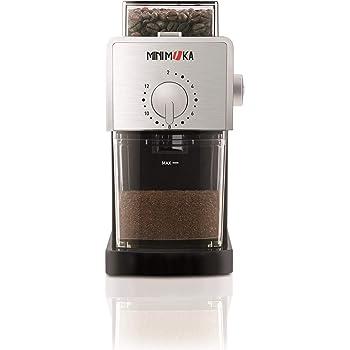 Mini Moka 999459000 Molinillos de café eléctricos con piñones ...