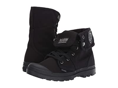 Palladium Pallabrouse Baggy (Black/Black) Women
