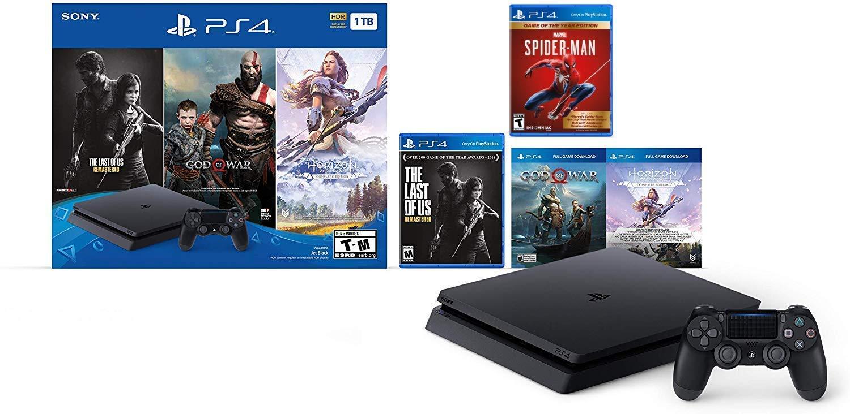 70% OFF Outlet Holiday PlayStation 4 Bundle: Only Marve + Max 58% OFF On Bundle