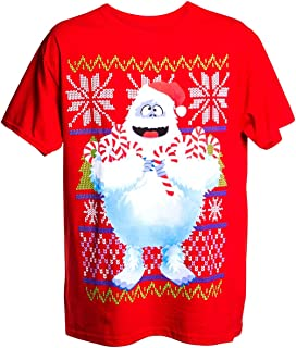 Bumble Abominable Snowman Candy Canes Shirt
