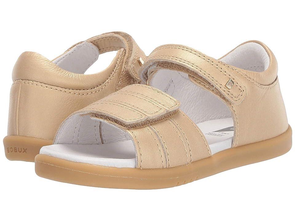Bobux Kids I-Walk Hampton (Toddler) (Gold) Girls Shoes