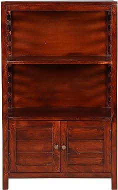 Made Wood Pipercrafts Bookshelf Furniture/Book Rack for Home/Book Shelves Wooden/Book Shelf Wooden/Book Shelf for Living Room