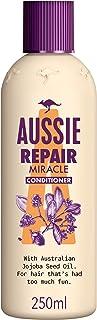 Aussie Repair Miracle Acondicionador Revitaliza el Cabello Deteriorado Dejándolo Suave y Lleno de Vida- 250 ml