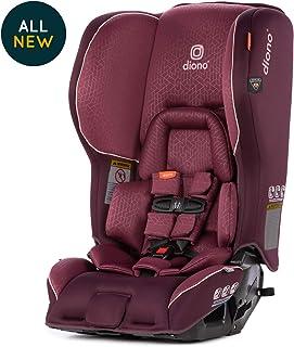 Diono Rainier 2AX Convertible Car Seat, Plum