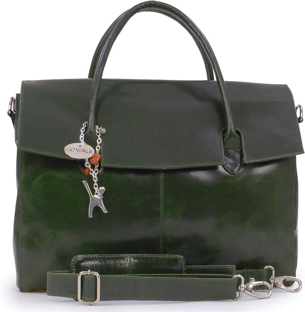 Catwalk collection grande borsa a mano/ tracolla da lavoro unisex porta pc portatile 5060274970305