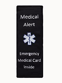 Multi-Purpose Emergency Medical Card Safety Wrap