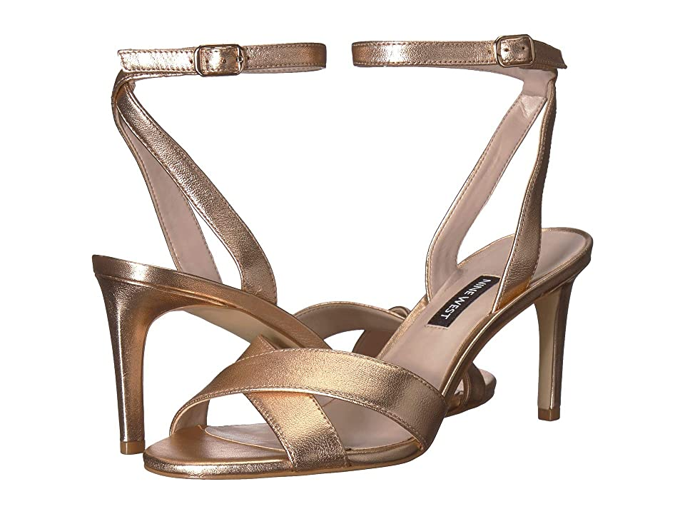 Nine West Apryle (Pink Metallic) Women