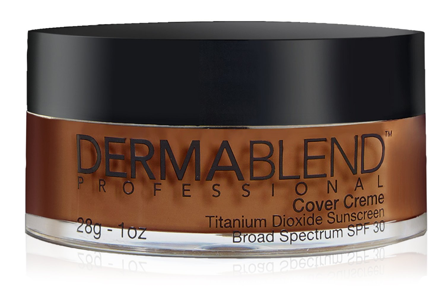 Dermablend Cover New product Creme Full New Orleans Mall Coverage with Foundation SPF 3 Cream