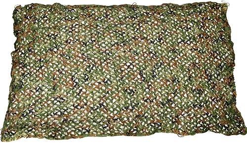 Ziligengsheng 2Mx3M Jungle Oxford Tissu Camouflage Net Prougeection Solaire Net Parapluie, Chasse en Forêt Militaire Tir Caché, Tente Camping